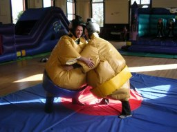 sumo wrestling, sumo suit hire,dorchester,weymouth,sherborne,blandford,salisbury,charlton down dorset